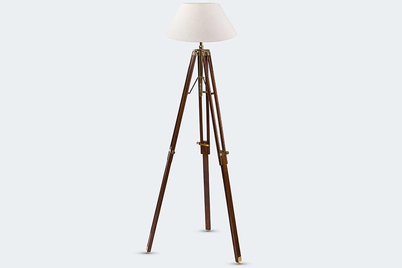 lampy podłogowe marynistyczne na trójnogu